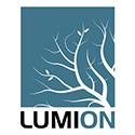Logotipo de Lumion