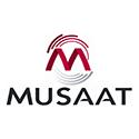 Logotipo de MUSAAT